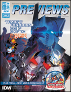 Previews Cover-September14 Front