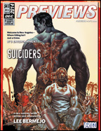 Previews Cover-December14 Front