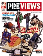 Previews Cover-July 16 Front