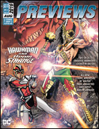 Previews Cover-August 16 Front