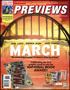 Previews Cover-January 17 Back