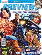 August PREVIEWS Back