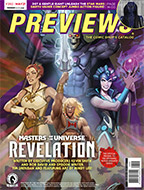 May PREVIEWS Back